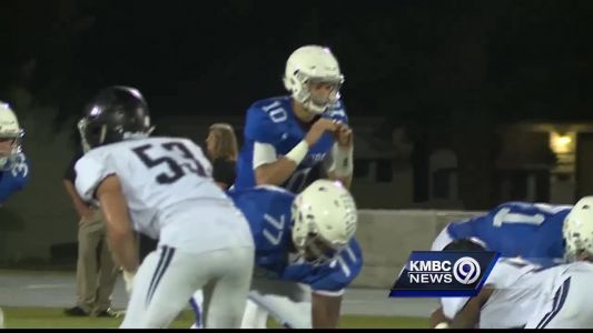Friday Football Patrol - Sept. 8, 2017
