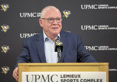 Jim Rutherford talks 'pretty small market' ahead of NHL trade deadline