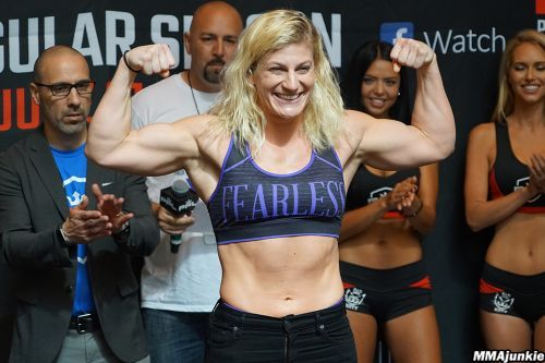 PFL 2's Kayla Harrison on sexual abuse scandals and hopes for new book