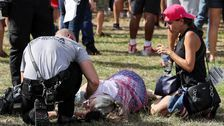Dozen People Overcome By Heat, Rushed To Hospital During Trump's Florida Rally