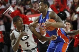 Allen, Locke lead the way as Gators beat Georgia