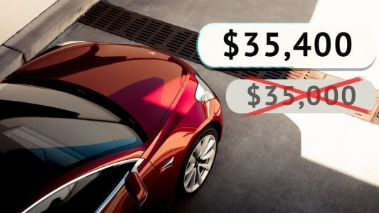 """Want Tesla's Entry-Level """"Off-Menu"""" Model 3? It Just Got More Expensive"""
