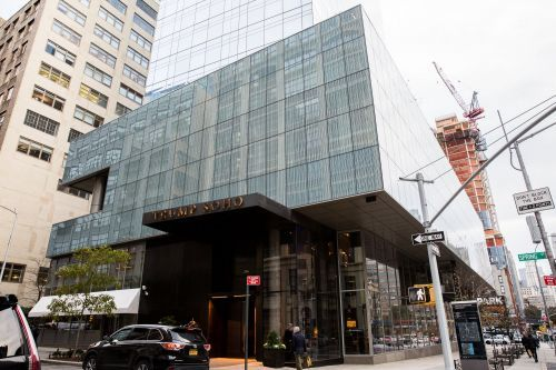 Trump SoHo has a brand-new restaurant - but the team behind it wants to keep politics out of it