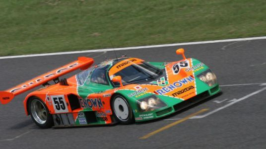 When Mazda's Rotary-Powered Monster Beat The World At Le Mans