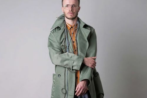 GREI SS20 Effortlessly Blends Eastern and Western Style Cues