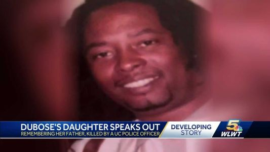 'Very triggering': Daughter of Sam DuBose reflects on George Floyd and Cincinnati protests