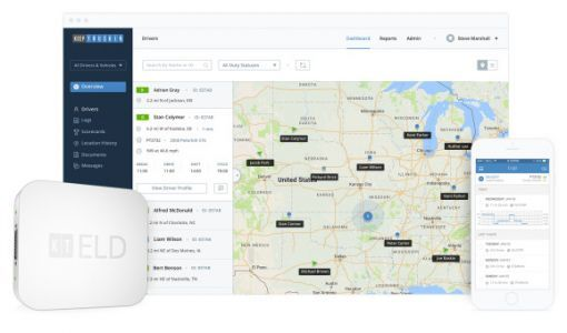 KeepTruckin raises $50 million from IVP, GV, others to grow its fleet management tech