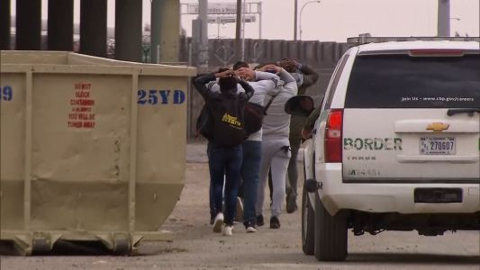ICE warns of privacy risks from DNA checks of border-crossing migrants
