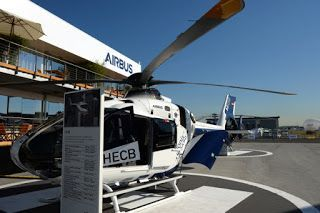 Airbus inaugurates first helicopter final assembly line in China