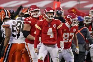 HenneThingIsPossible as Chiefs look toward AFC title game