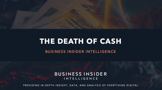 The Death of Cash