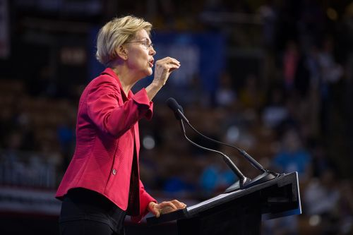 Working Families Party endorses Warren in blow to Sanders