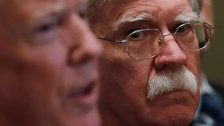 John Bolton Sends 'Shot Across The Bow' Of The Sole Survivor Of 'Axis Of Adults'
