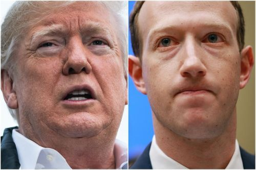 Trump's 2020 campaign is attacking Facebook over fears it might change how its ad targeting works