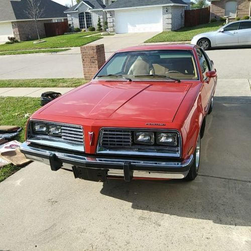 At $9,895, Could This Time Capsule 1980 Pontiac Sunbird Drive You Back To To The Seventies?