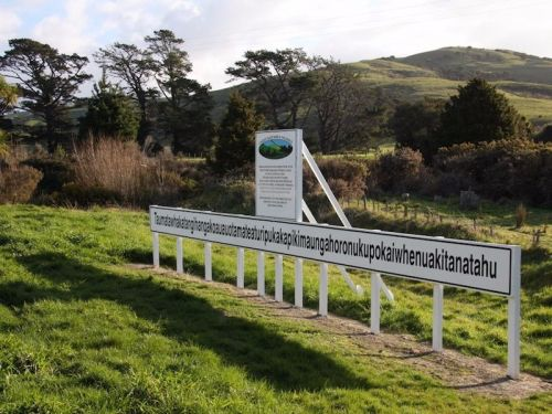 The world's longest place name has 85 letters - see if you can pronounce it