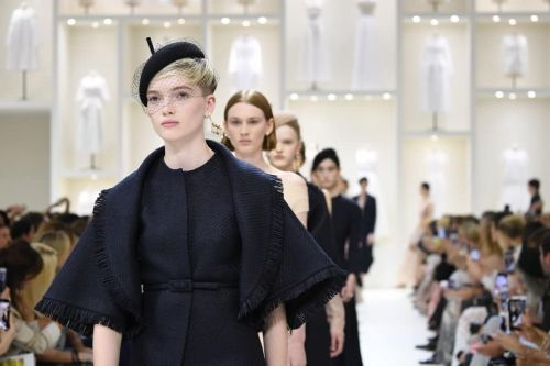 Watch the Dior Couture Runway Show Live