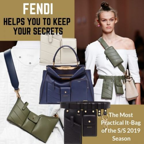 Fendi Keeps Your Secrets