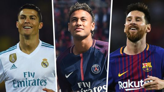 Footballers' net worth: How much do Ronaldo, Messi & the top stars earn?
