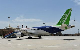 First C919 jet to be delivered to China Eastern Airlines