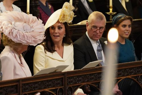 Kate Middleton Re-Wore an Alexander McQueen Coat Dress to Meghan Markle and Prince Harry's Wedding