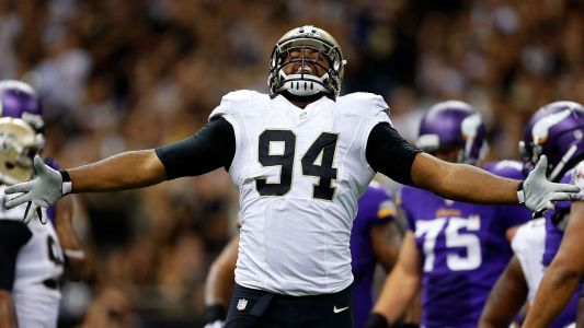 Saints' Cam Jordan wants to 'destroy' dad's old team