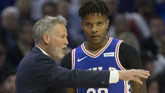 76ers coach Brett Brown on Markelle Fultz trade: I'd be lying if I said I didn't feel sad