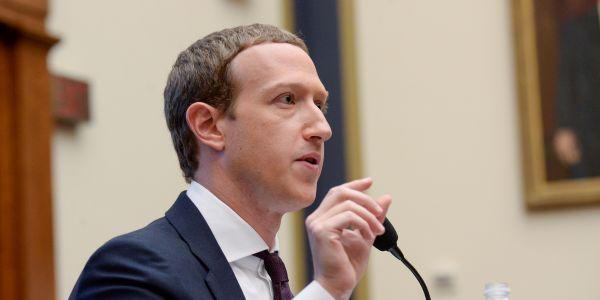 Mark Zuckerberg says he had a 'visceral negative reaction' to Trump's post about shooting protesters but says the post will stay on Facebook