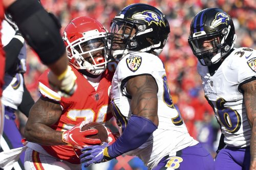 Baltimore Ravens fall to Kansas City Chiefs in OT