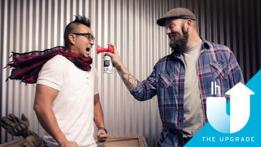 How to Bust Myths, WithMythBustersHosts Brian Louden and Jon Lung