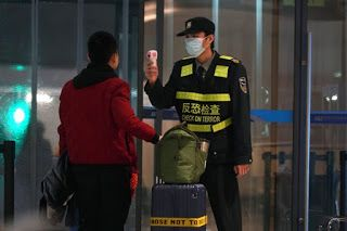 As coronavirus spreads, anxiety rises in China and overseas