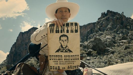 Watch the intense first trailer for The Coen brothers' Western film