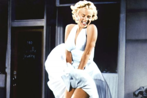 Replica of Marilyn Monroe's iconic white dress going up for auction