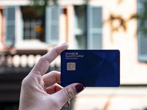 Chase's Sapphire Preferred is one of the best credit cards with an annual fee under $100 - the sign-up bonus alone is worth at least $625 in free travel