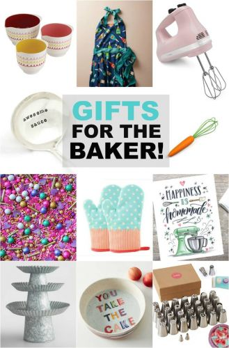 25 Holiday Gifts for the Baker