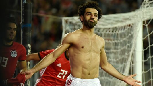 Mohamed Salah apologises to young fan for scoring late against Tunisia