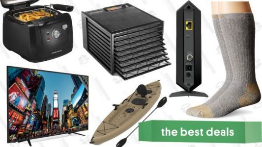Saturday's Best Deals: 65
