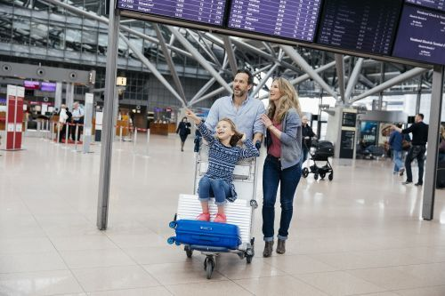 "Hamburg Airport once again ""Best Regional Airport Europe"""