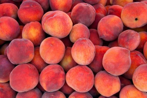 Peaches sold in Ohio recalled over possible listeria contamination
