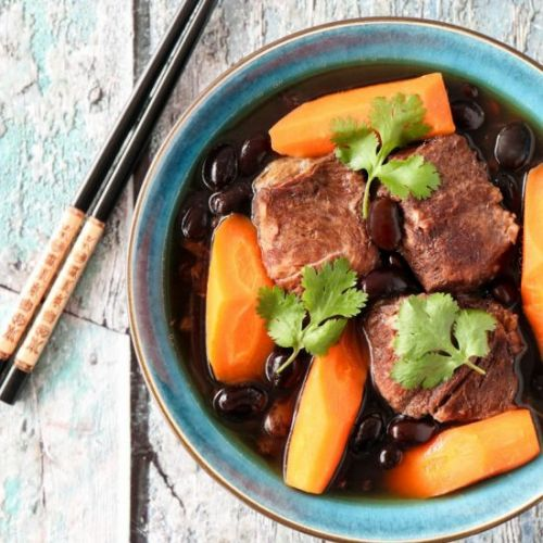 Chinese Black Bean Soup