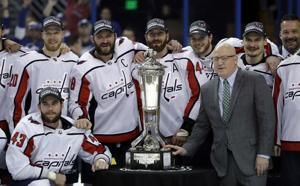 DC Relief: Capitals' run to Cup Final ends 20-year drought