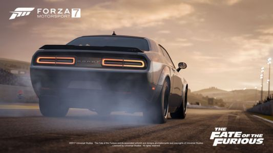 I Can't Decide If I'll Buy This Fate Of The Furious Car Pack For Forza 7