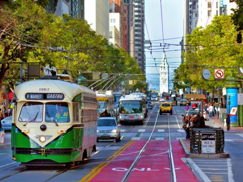 San Francisco officials just voted to ban cars from one of the city's busiest streets. Here's what visitors need to know