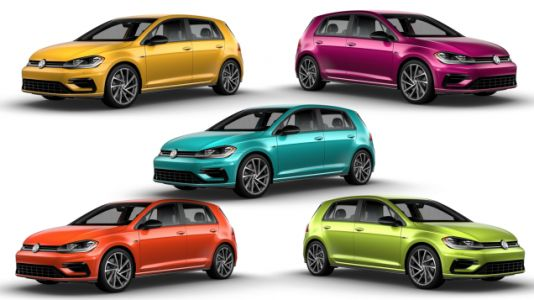 Volkswagen Is Finally Bringing Back Some Good Colors To America But It's Not Cheap