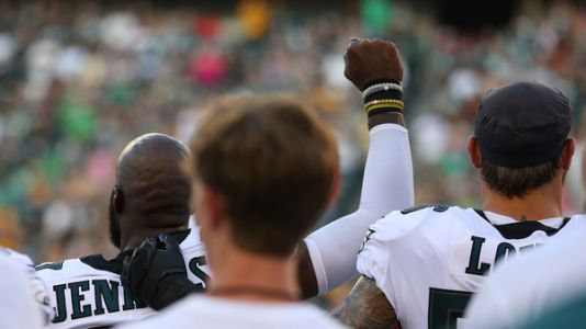 NFL Players Renew Anthem Protests As Pre-Season Starts
