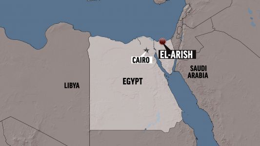 At least 184 dead after Egypt mosque attack