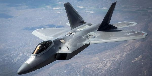 Why the F-22 is unhackable, and it's not for the reason you might think