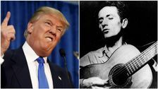 White House Sculpture Garden To Feature Songwriter Who Hated Trump's Dad