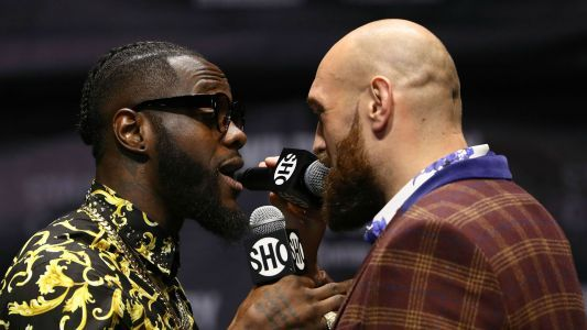 Tony Bellew expects Deontay Wilder to be too good for Tyson Fury