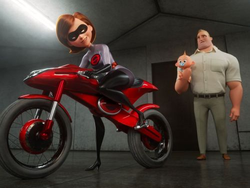 Why parents aren't absent in Pixar movies like they always seemed to be in the Disney classics